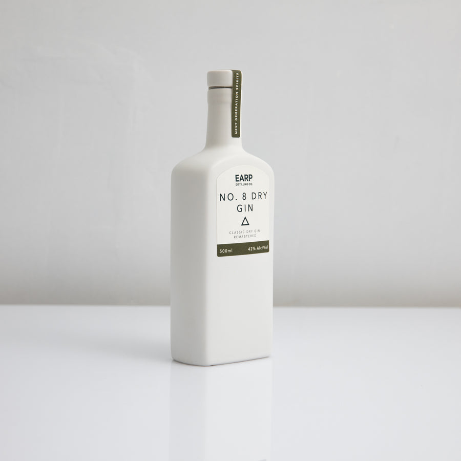 500mL No. 8 Dry Gin Bottle