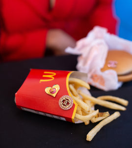 BROCHE MULTI-FONCTION « HAPPY MEAL »