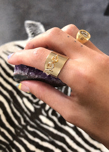 BAGUE « GIVE ME YOUR NUMBER »