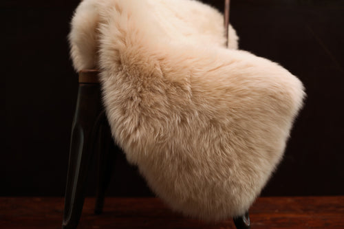 Long Wool Sheep Skin