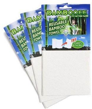 Bamboo Towel Single Sheet