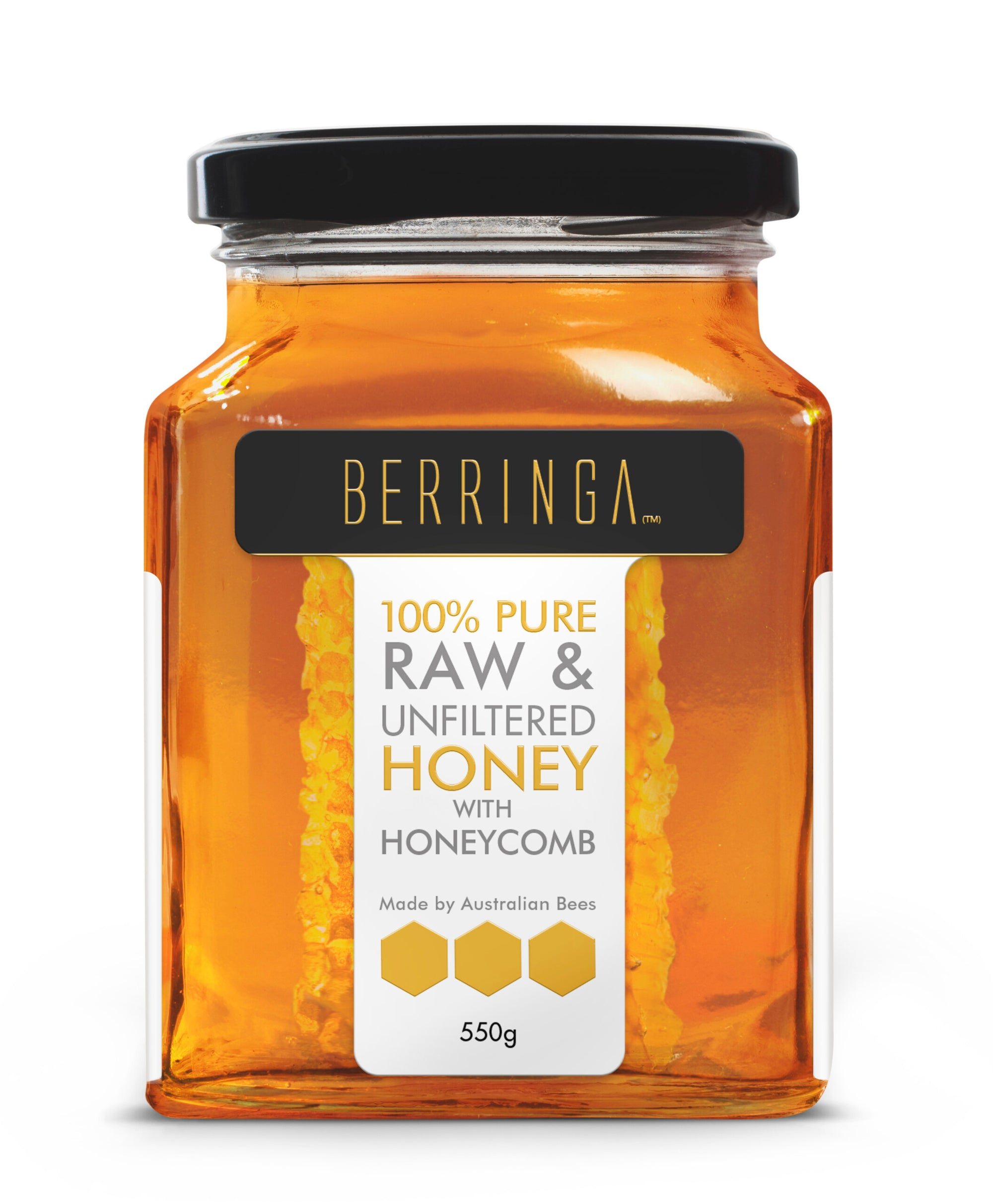 Berringa Honey with Honeycomb