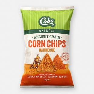 Cobs Corn Chips Barbecue