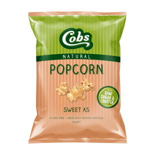 Cobs Popcorn Sweet As