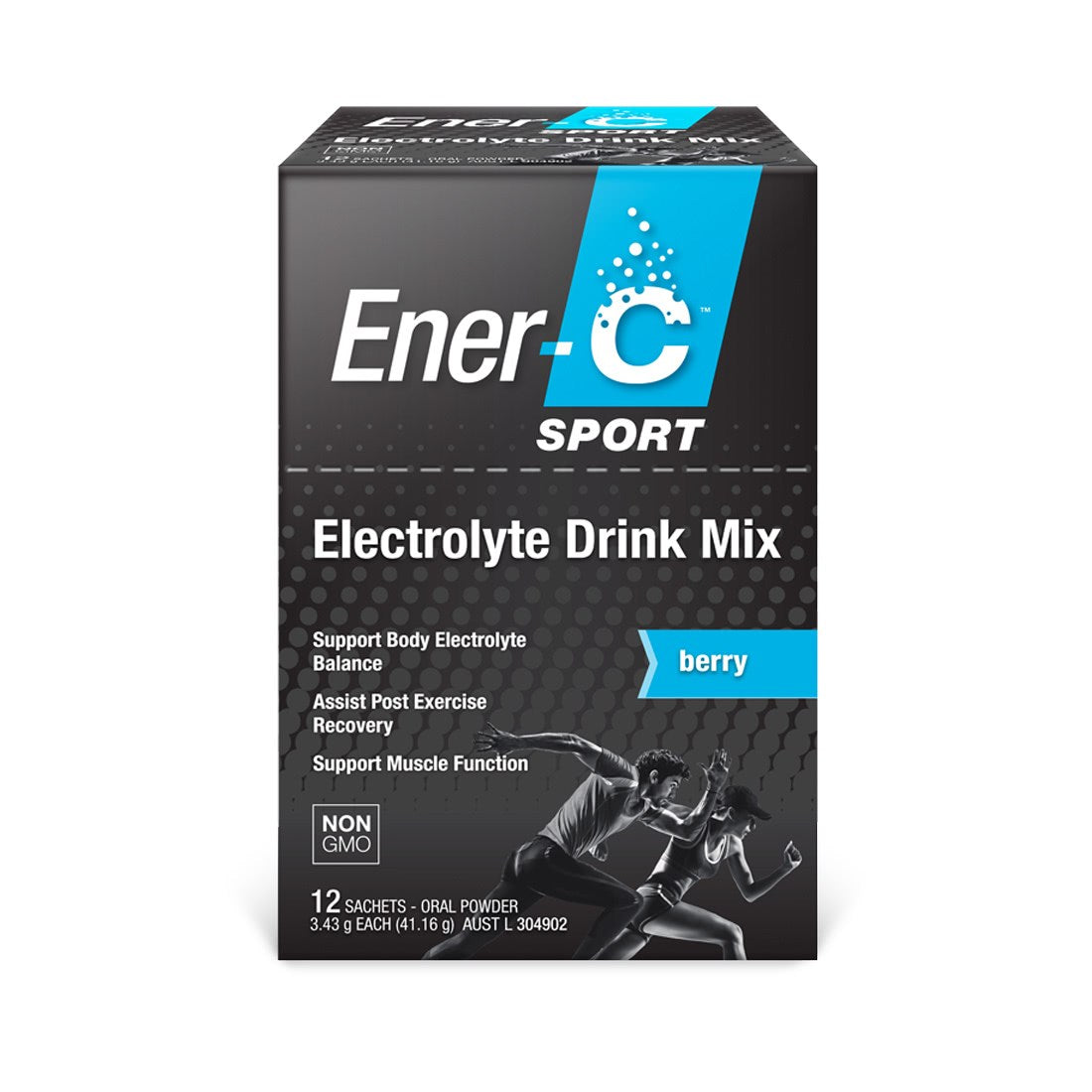 Electrolyte Drink Mix Berry