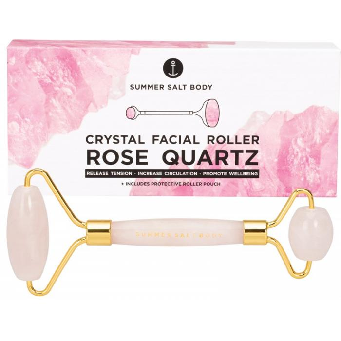 Crystal Facial Roller Rose Quartz