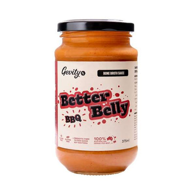 Gevity Better Belly BBQ Sauce