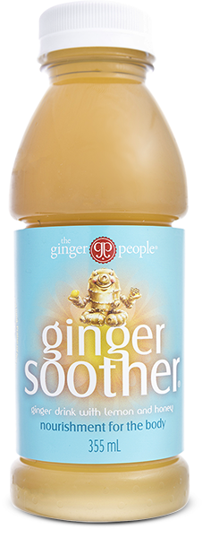 Ginger Soother Drink