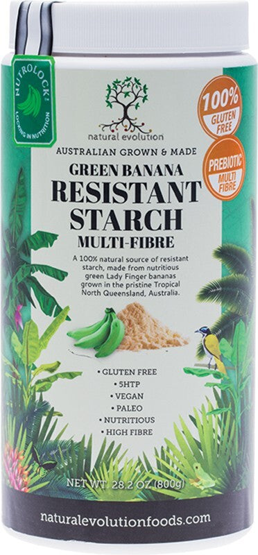 Green Banana Resistant Starch