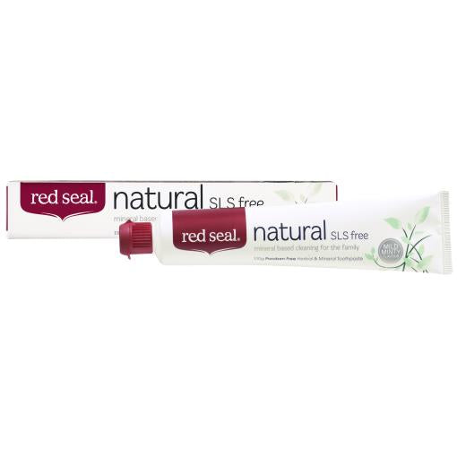 Red Seal Toothpaste Mint