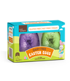 Chocolate Hollow Easter Eggs 2pk