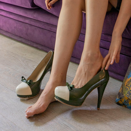 Pumps Antonia - Verde