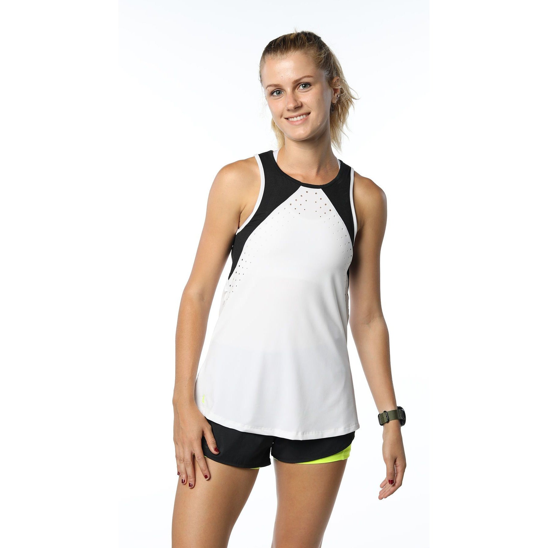 FreeFlow Tank - White