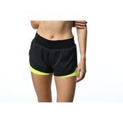 LadyBird Short - Black on Yellow