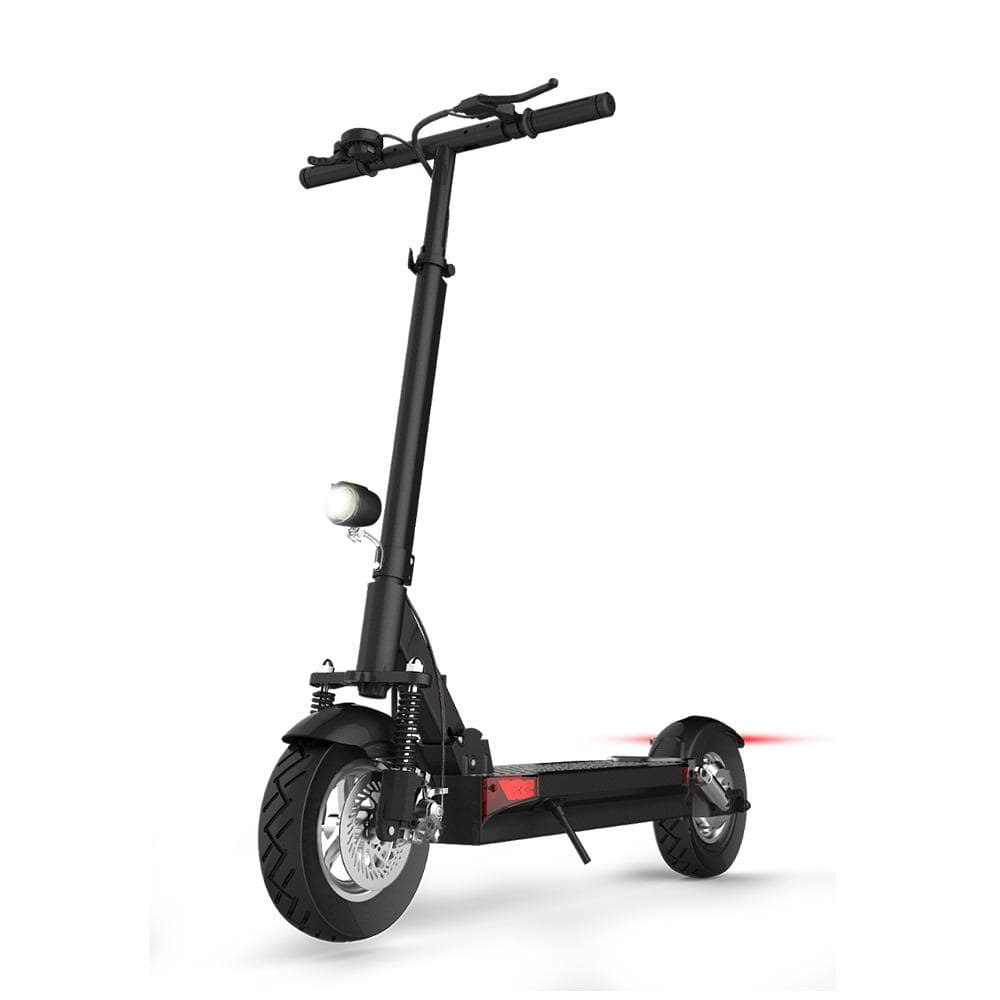 Joyor Y10 - 500W Electric Scooter, 100km Range - Beyond Electrek