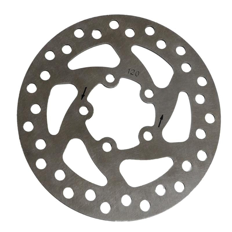 120mm Silver Brake Disc For Xiaomi Mijia M365 Electric Scooter