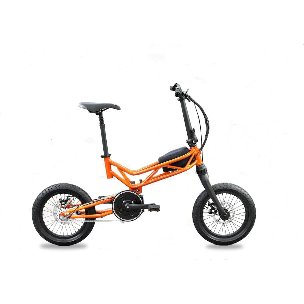 TRILIX - Electric Folding Bike 250w (UK/EU Legal) Moto Parilla