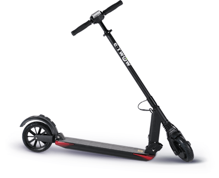 E-Twow Booster GT - Electric Scooter - Beyond Electrek