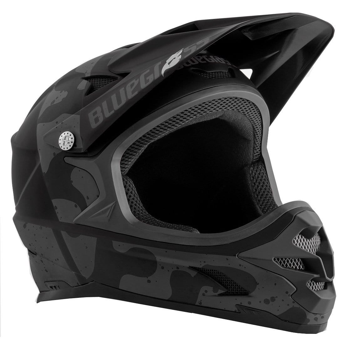 Bluegrass Intox Full Face CAMO Helmet - Beyond Electrek