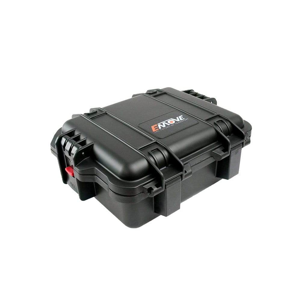 EMOVE STORAGE CASE WITH TOW HANDLE AND BRACKET SET - Beyond Electrek