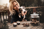 WOOFINGLY DREAMY CHOCOLATE cookies