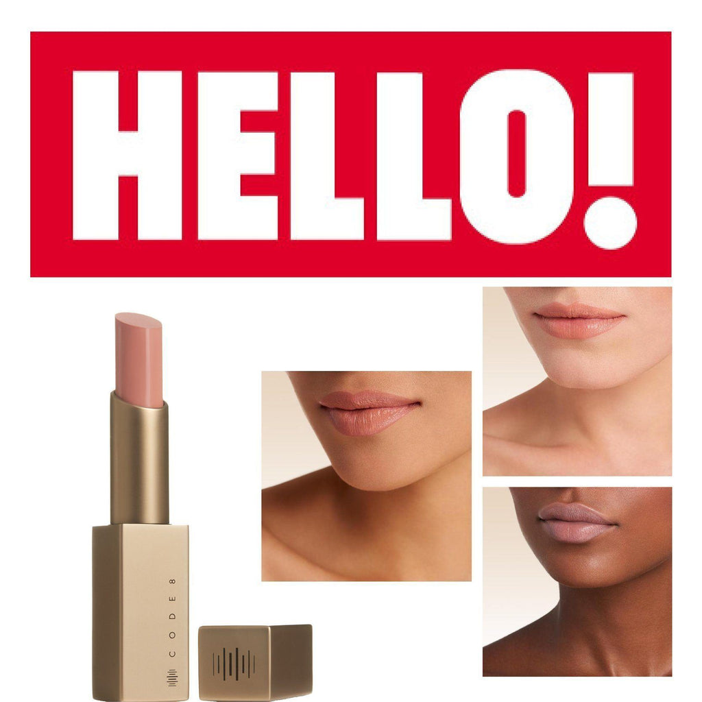Code8 Colour Brilliance Lipstick La Piscine In HELLO!