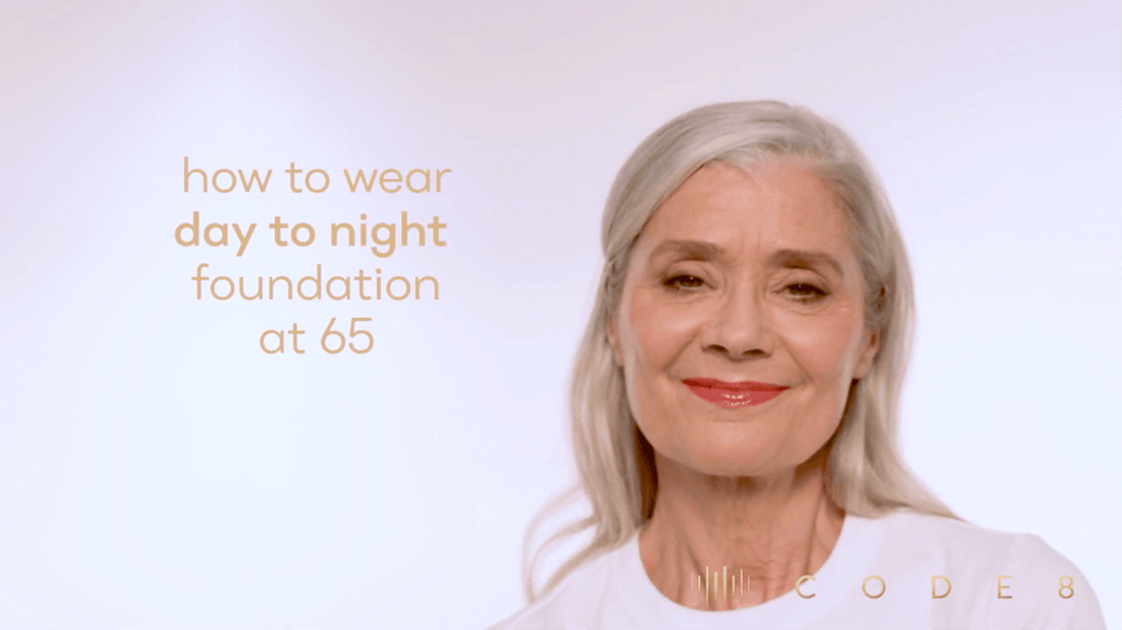Code8 How to Wear Day to Night Foundation at 65