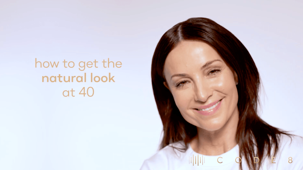 How to Get The Natural Look at 40