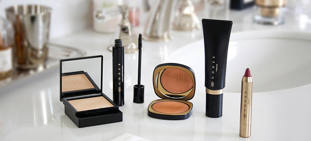 Makeup offers - Subscribe and save with Code8 Beauty