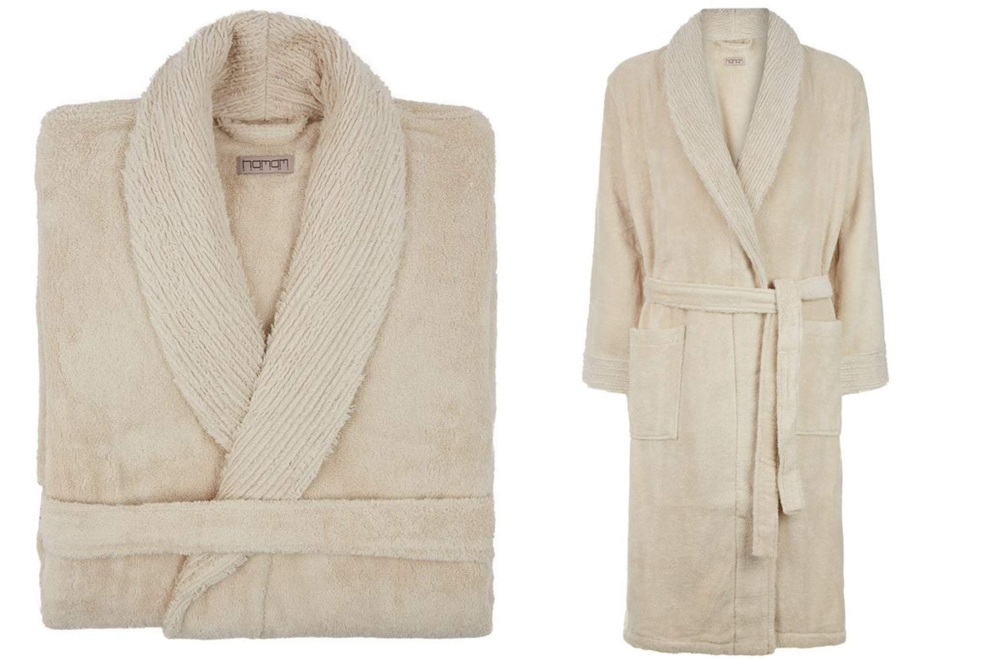 Gift Idea For a Workaholic – a Luxury Cotton Robe