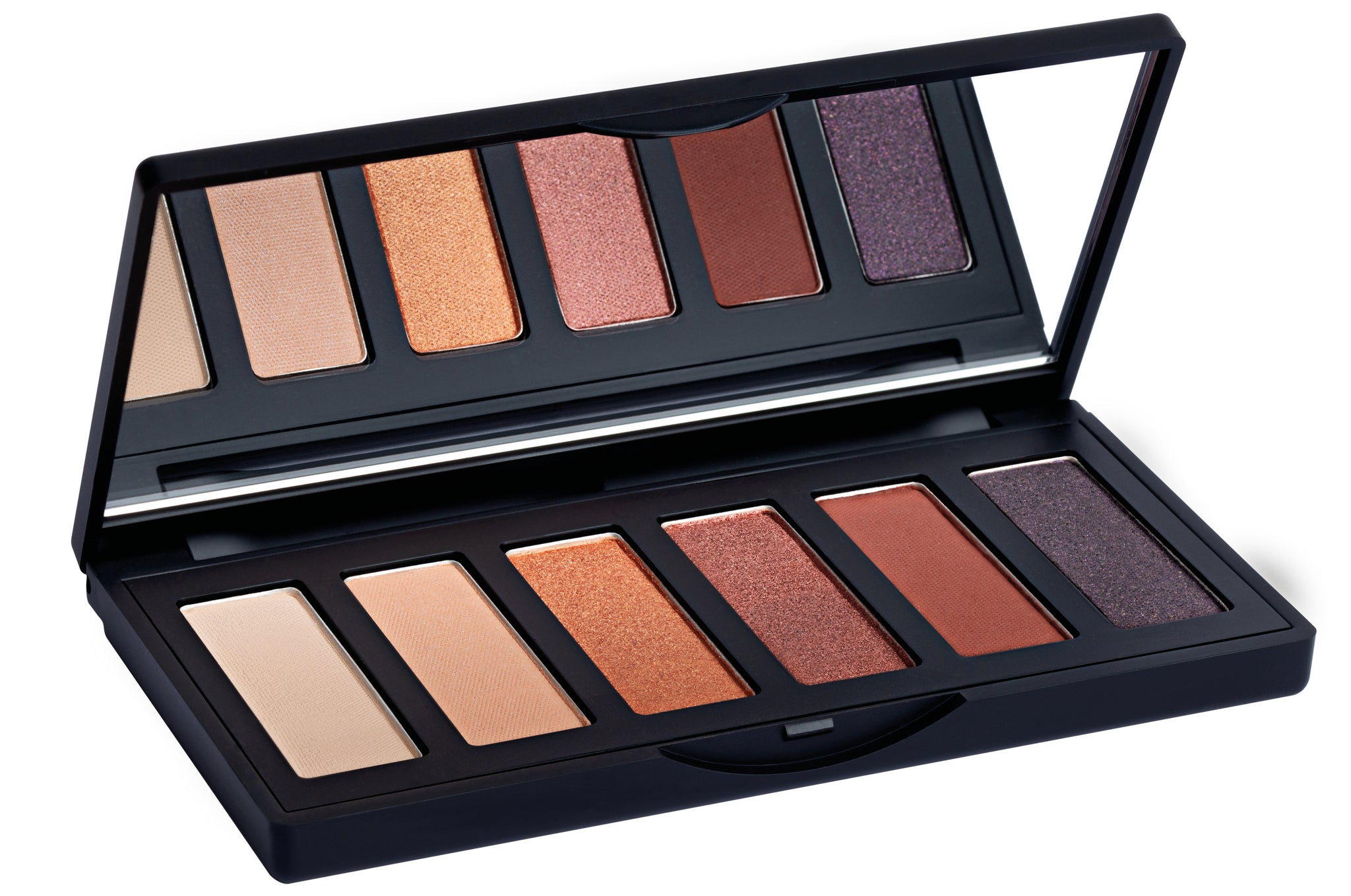 Code8's Iconoclast Eyeshadow Palette Burnt Sienna – Perfect for People With Green Eyes
