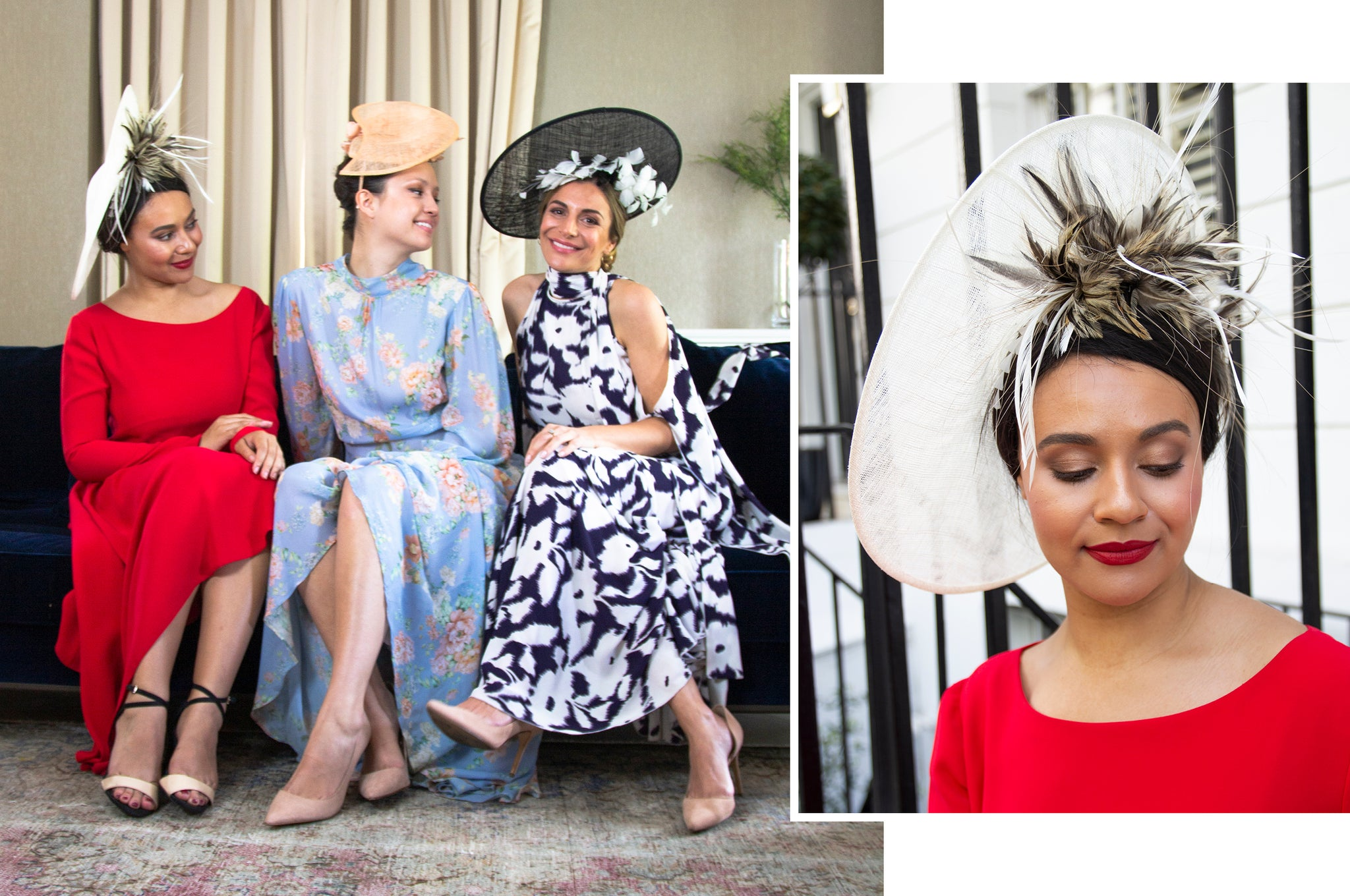 Code8 Royal Ascot Makeup Looks