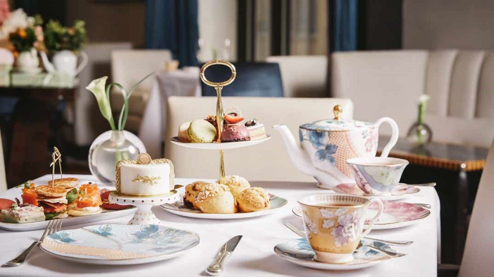 Afternoon Tea For Two at La Durée Covent Garden