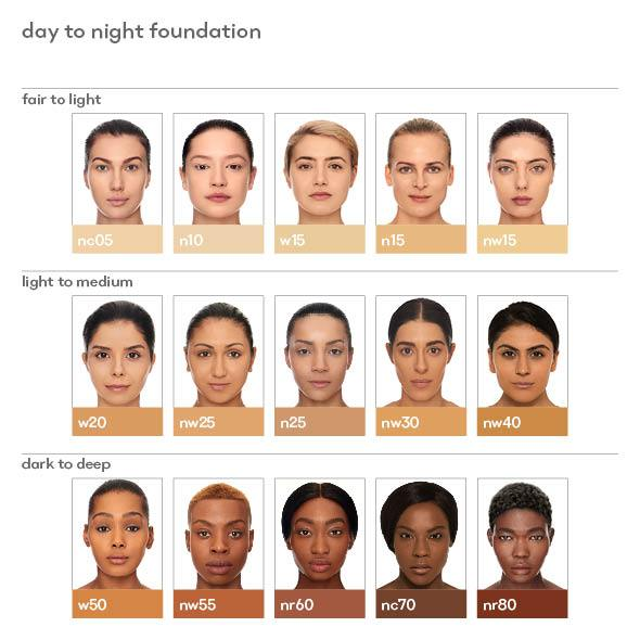 Day to Night Foundation - w20