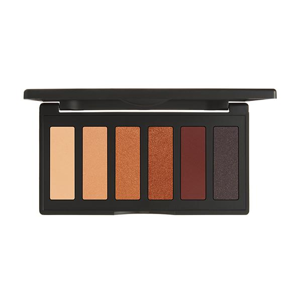 Iconoclast Eyeshadow Palette - Burnt Sienna
