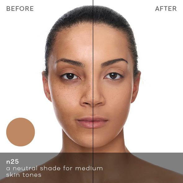 Seamless Cover Concealer - N25