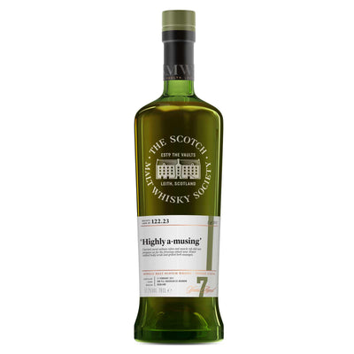 SMWS 122.23 'Highly a-musing' 2011 / 7 years old 57.1%