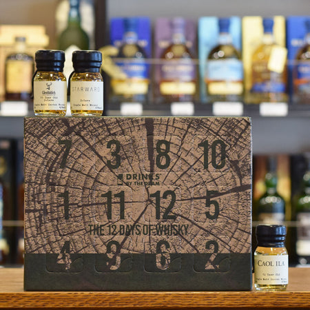 The 12 Whiskies of Christmas - Whisky Advent Calendar