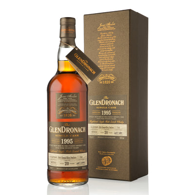 GlenDronach 1995 / 20 years old #543 54.6%
