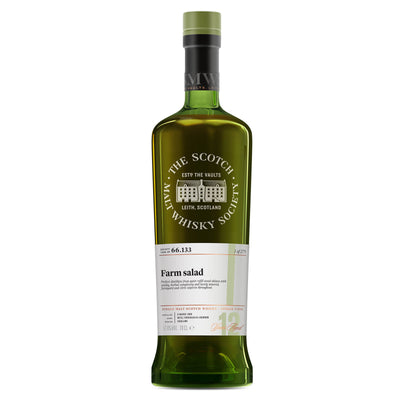 SMWS 66.133 'Farm salad' 2006 / 12 years old 57.6%