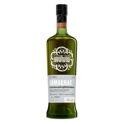SMWS A3.1 'Gravitas and sophistication' 1987 / 30 years old 49.8%