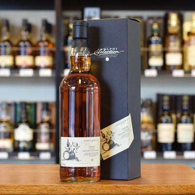 Adelphi 'Breath of Speyside' 2006 / 10 years old 57.7%