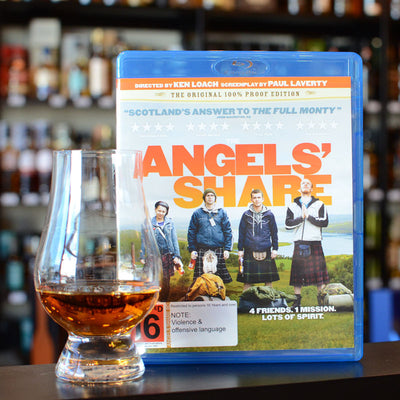 'The Angels' Share' Bluray
