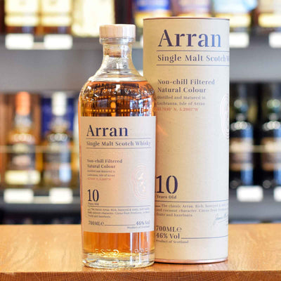 Isle of Arran 10 years old 46%