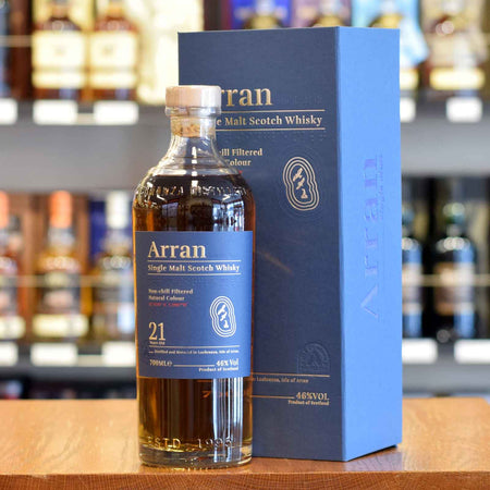 Arran 21 years old
