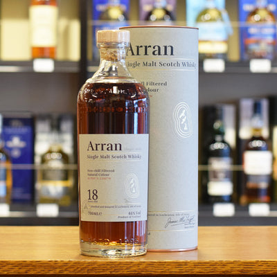 Arran 18 years old 46%