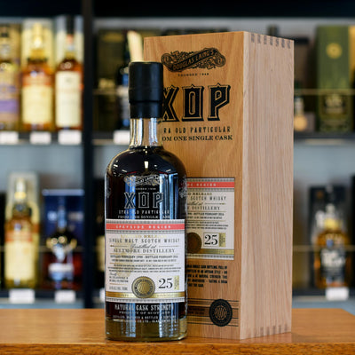 Aultmore 'Xtra Old Particular' 1990 / 25 years old 54.4%