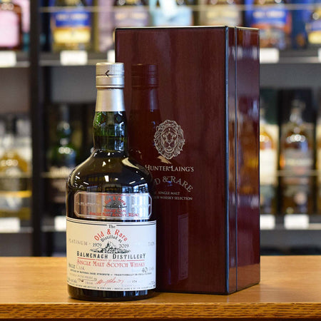 Balmenach 'Old & Rare Heritage' 1979 / 40 years old 45.4%