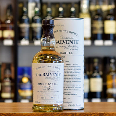 Balvenie Single Barrel 12 years old 47.8%