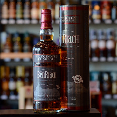 BenRiach 'Heredotus Fumosus' 12 years old Heavily Peated Sherry